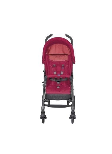 Chicco  Lite Way Top 3 Bb Baston Bebek Arabası Red Berry Kırmızı